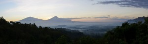 Panorama Merapi