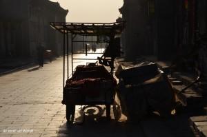 Street life Pingyao