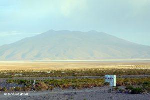 Salar de Uyuni volcano
