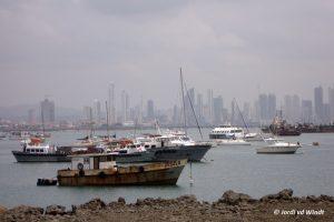 Panama City boats