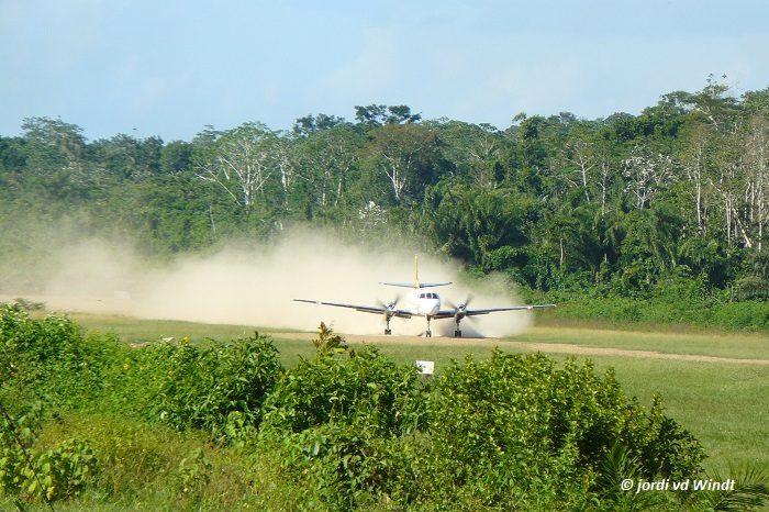 Rurrenabaque airstrip