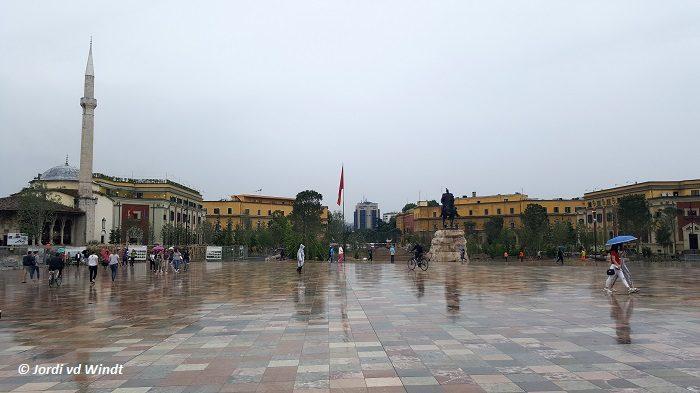 Skanderberg square