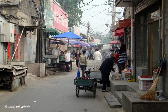 Street in Beijng